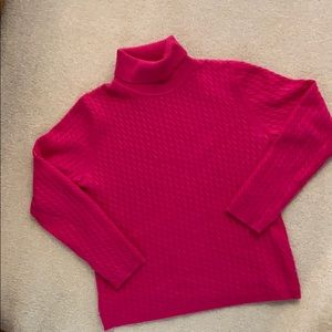 Talbots Luxe Cashmere sweater